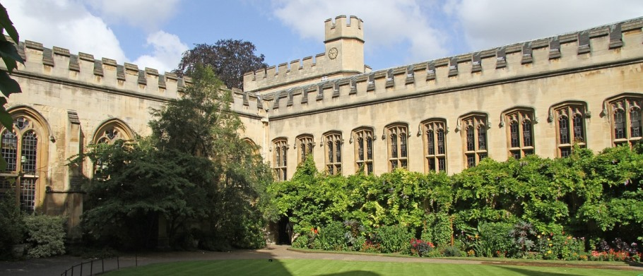 Image of the University of Oxford